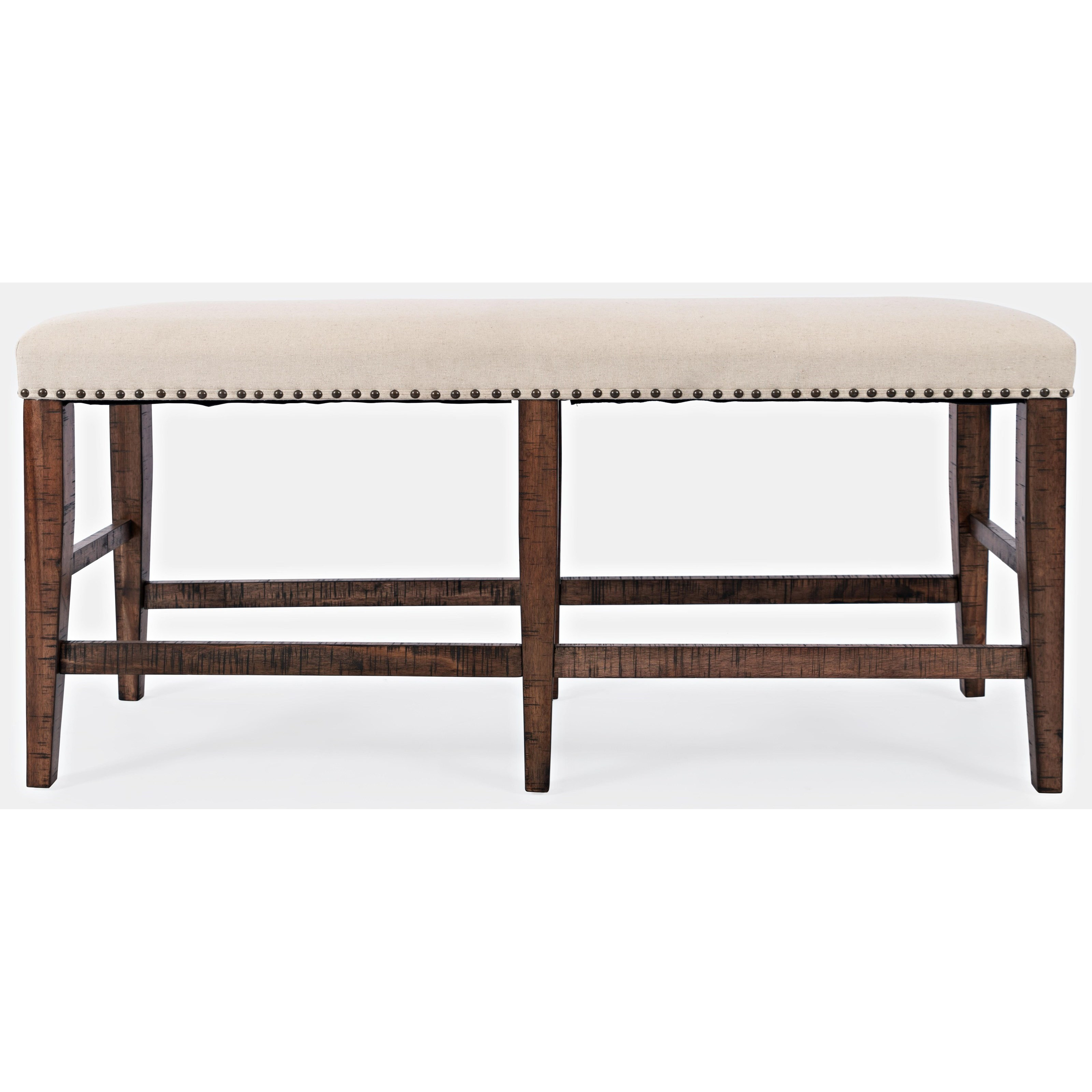 Fairview Backless Counter Bench by Jofran at Jofran