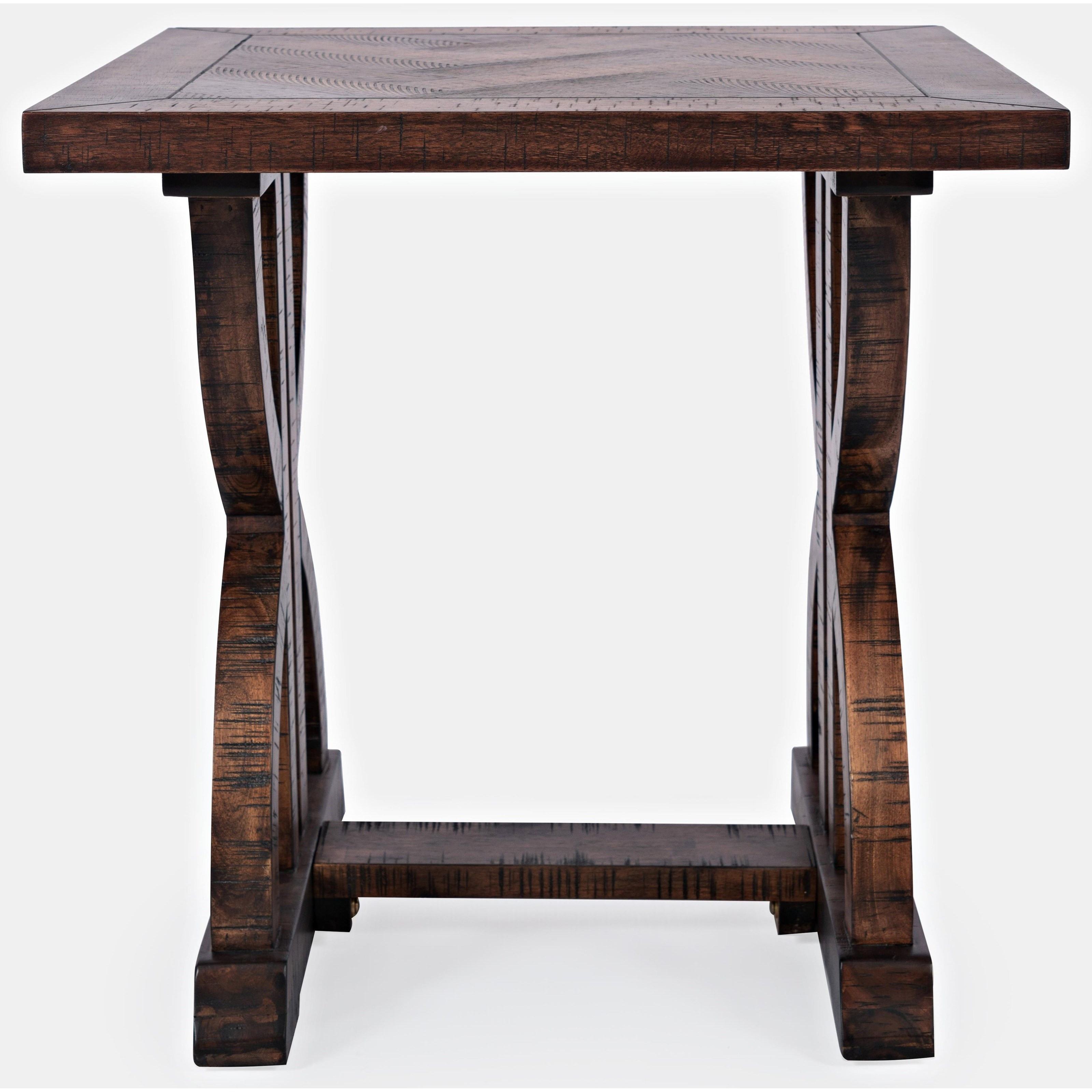 Fairview End Table by Jofran at Darvin Furniture