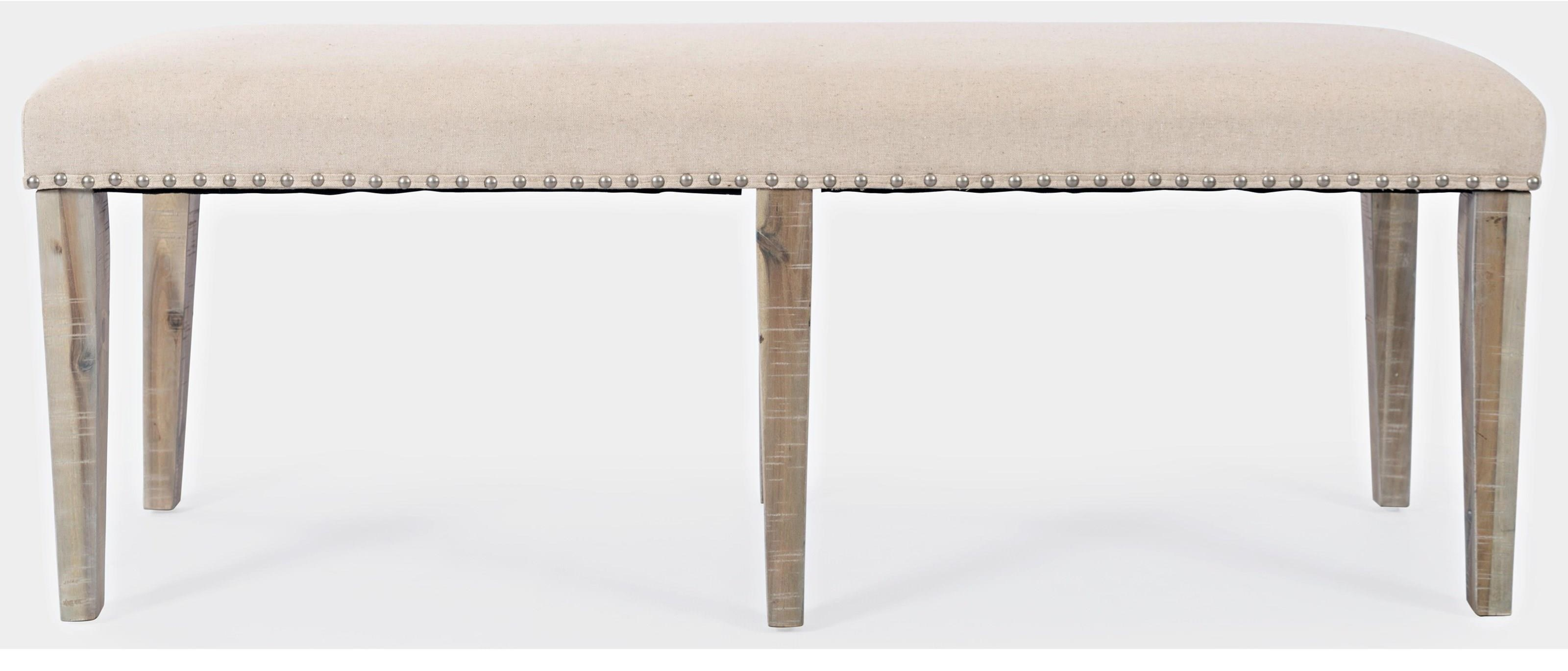Fairview Bench by Jofran at Stoney Creek Furniture