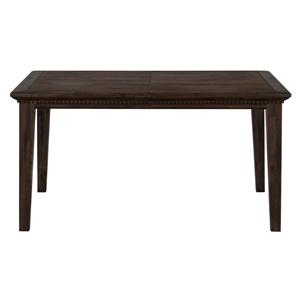 Jofran Geneva Hills Wire-Brushed Dining Table