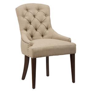 Jofran Geneva Hills Upholstered Side Chair