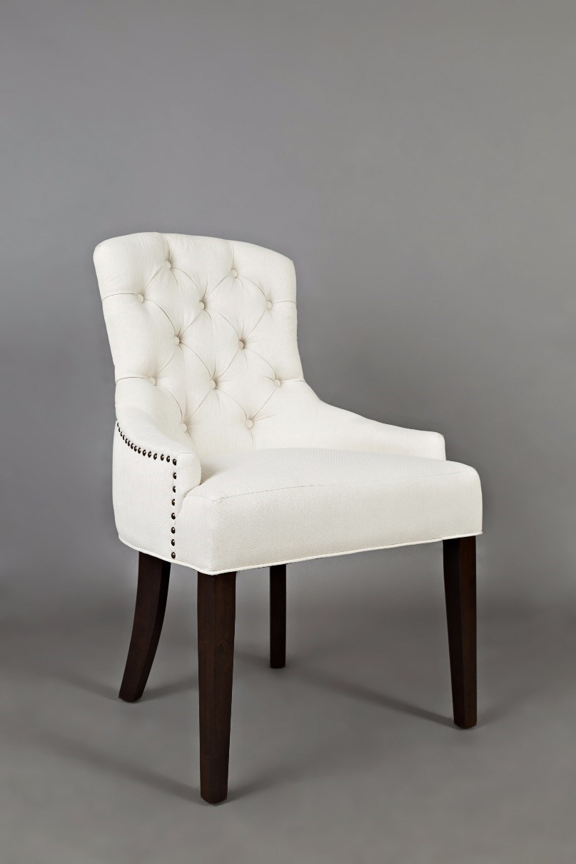 Geneva Hills Upholstered Side Chair by Jofran at Sparks HomeStore