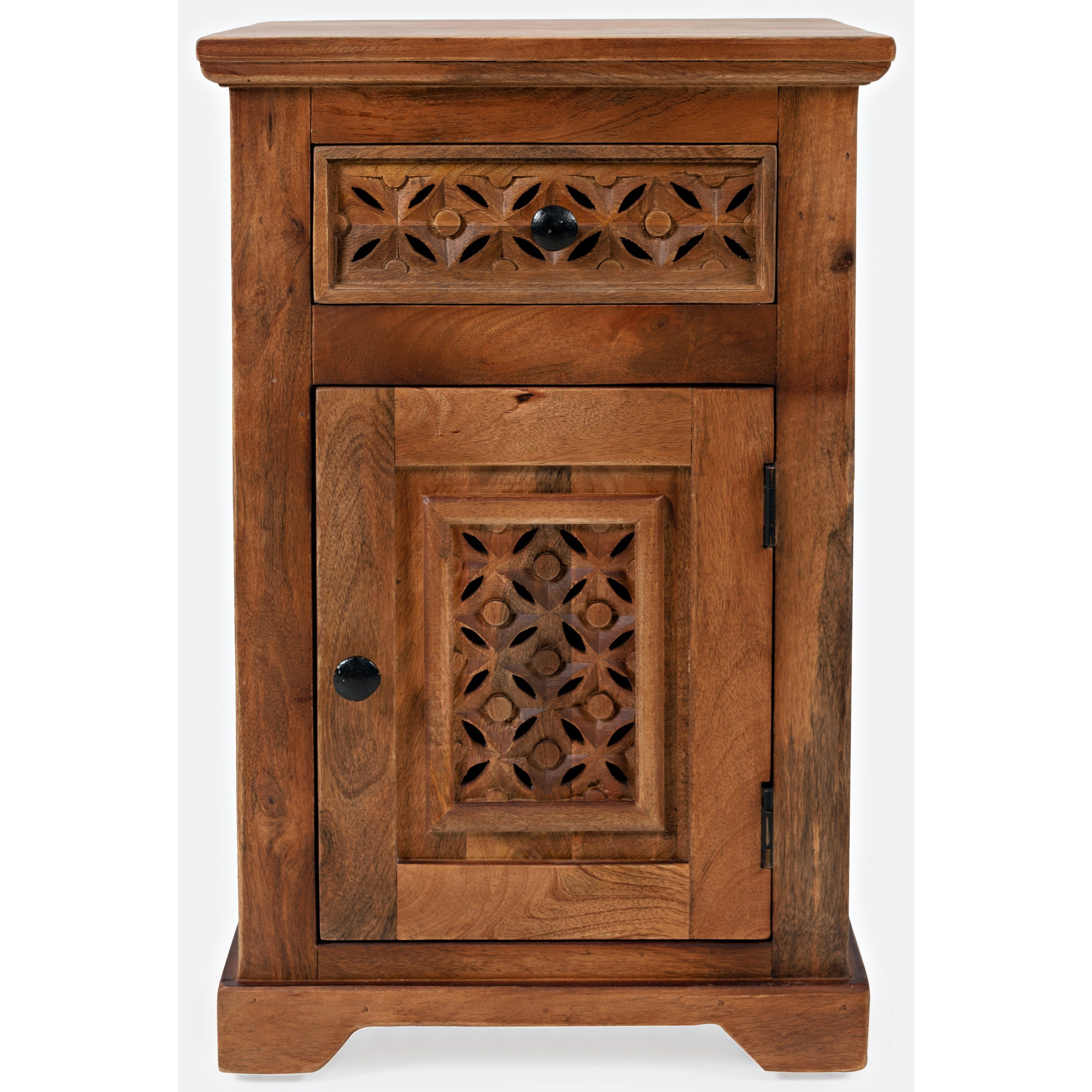 Kokum  Mango Cabinet Accent Table at Walker's Furniture