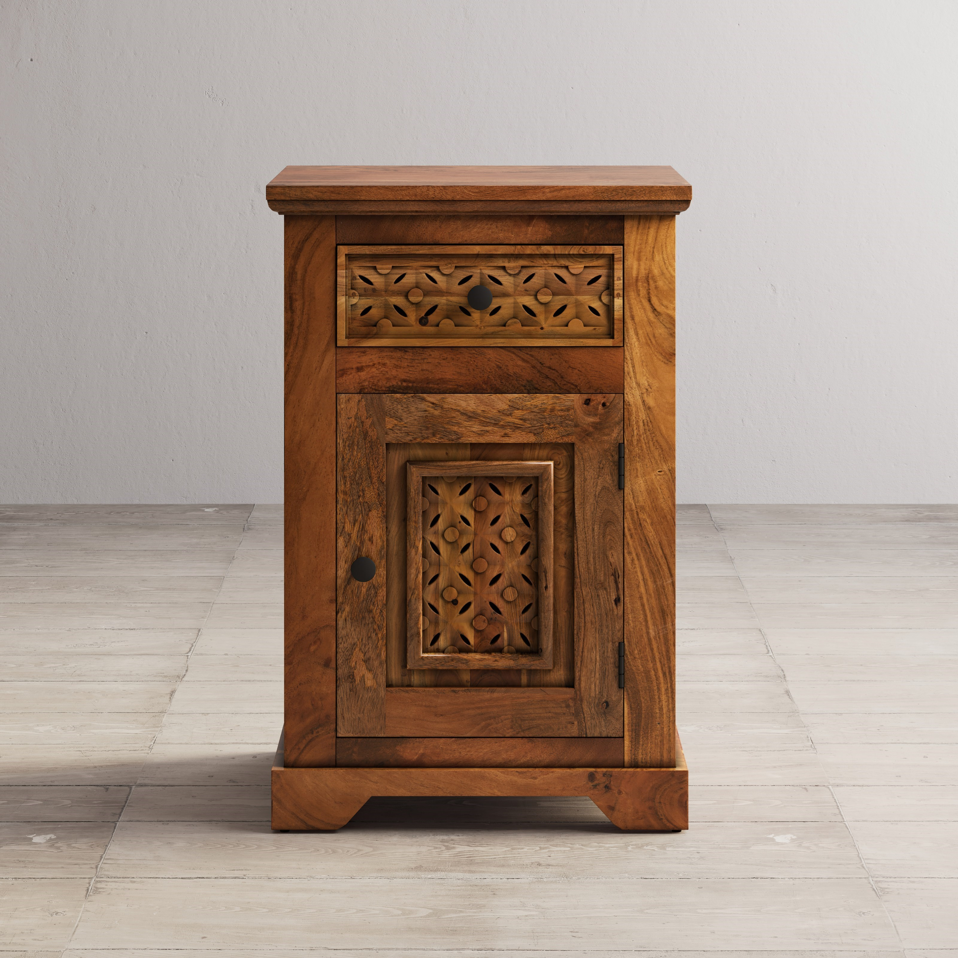 Global Archive Decker Small Accent Cabinet at Bennett's Furniture and Mattresses
