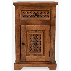 Decker Small Accent Cabinet