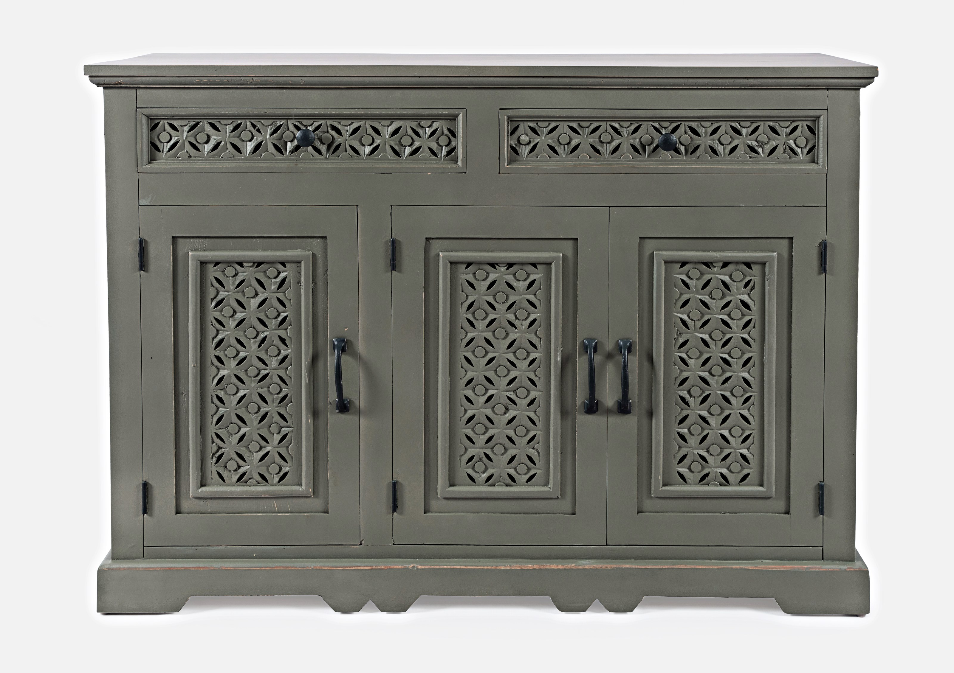"""Global Archive Decker 48"""" Console Table by Jofran at Jofran"""