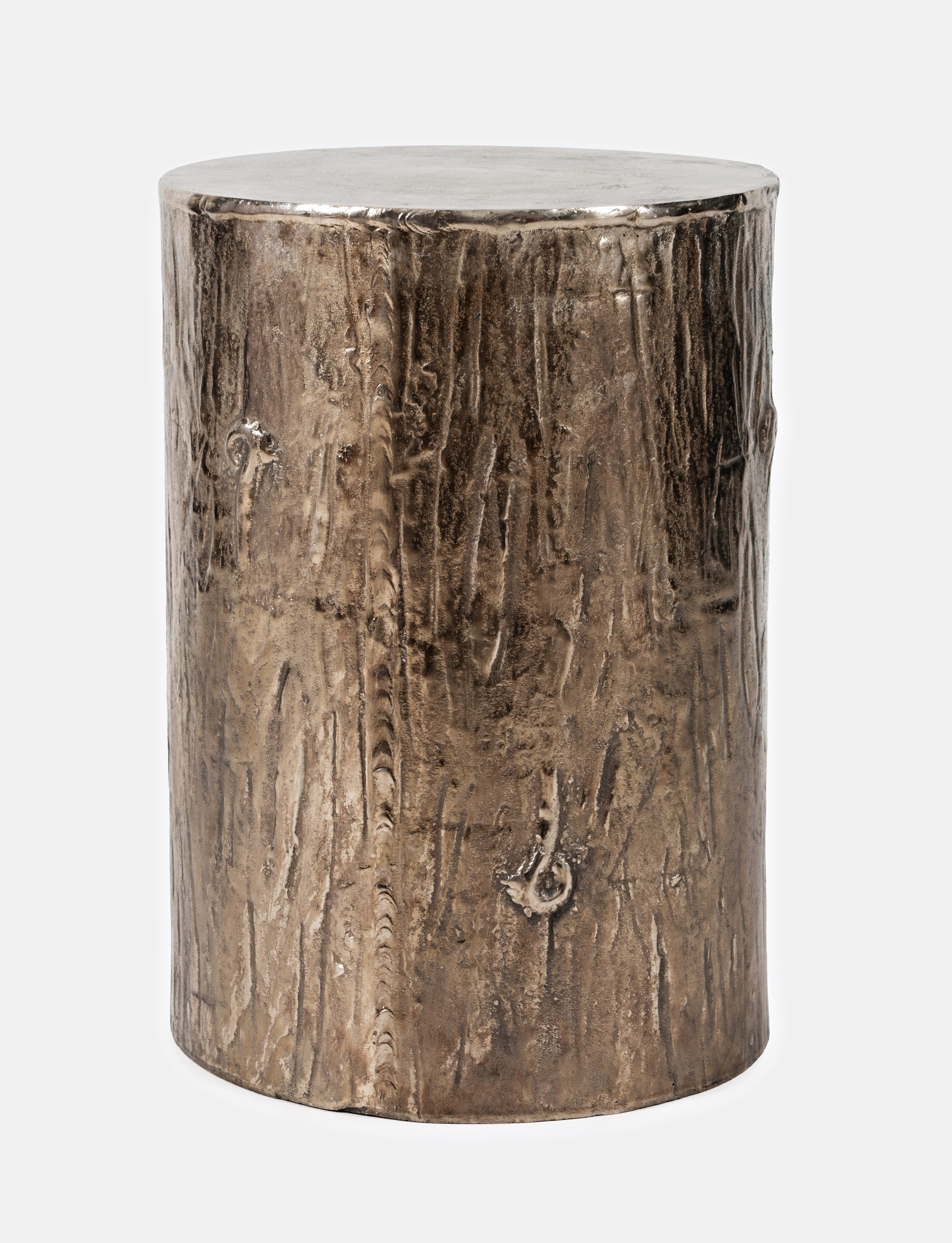 Global Archive Faux Bios Mitchell Accent Table by Jofran at Jofran