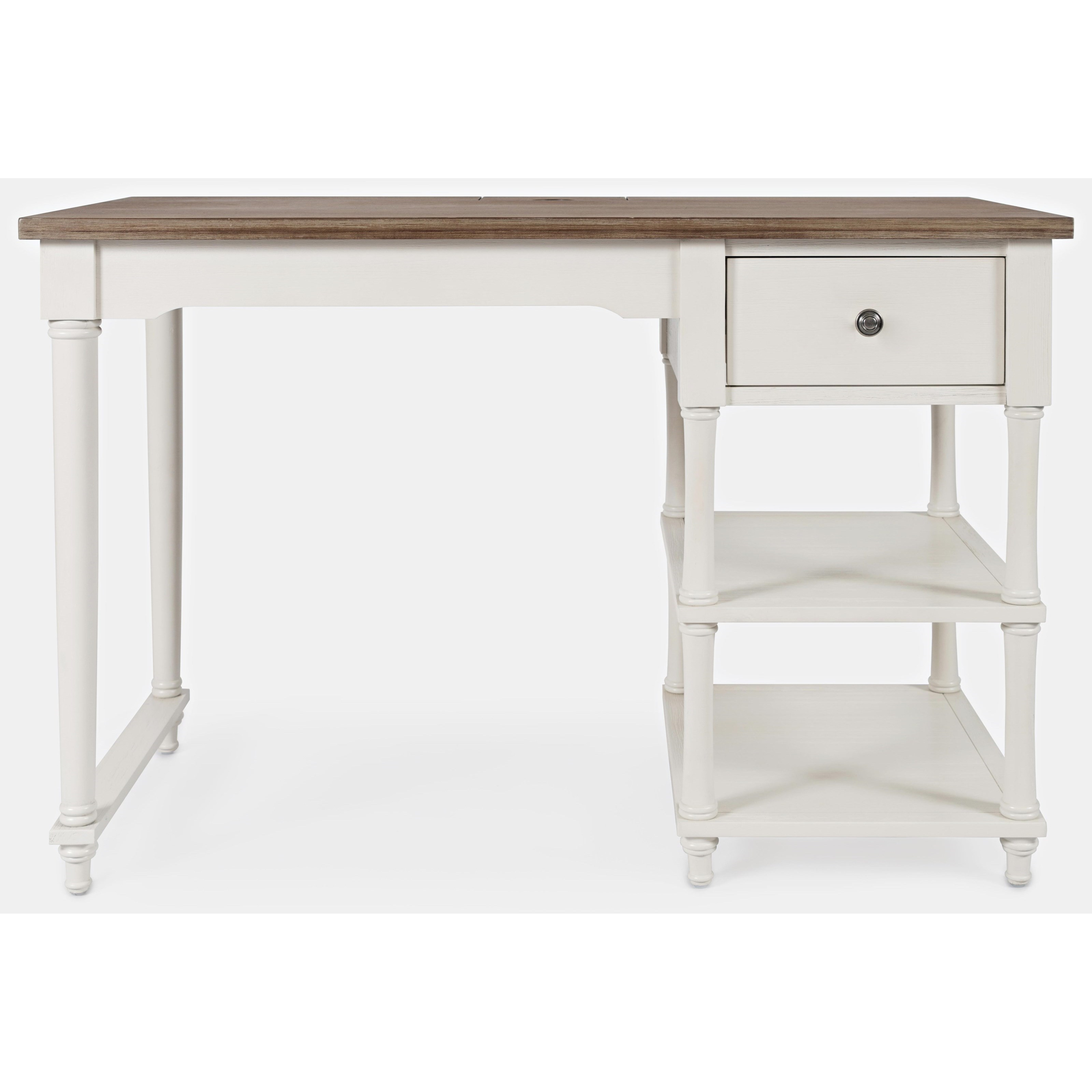 Boswell Boswell Power Desk by Jofran at Morris Home