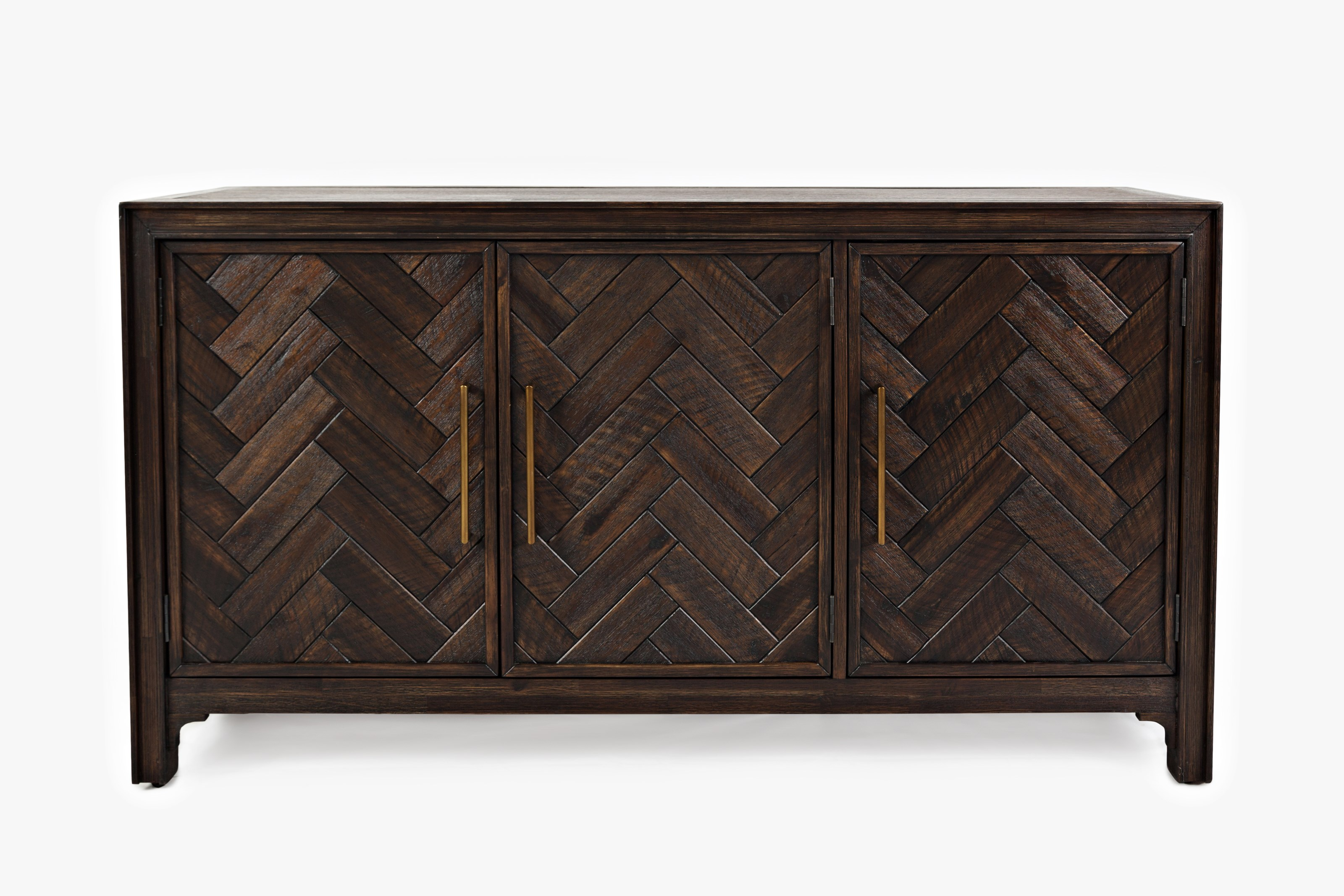Gramercy 3 Door Accent Cabinet by Jofran at Beck's Furniture