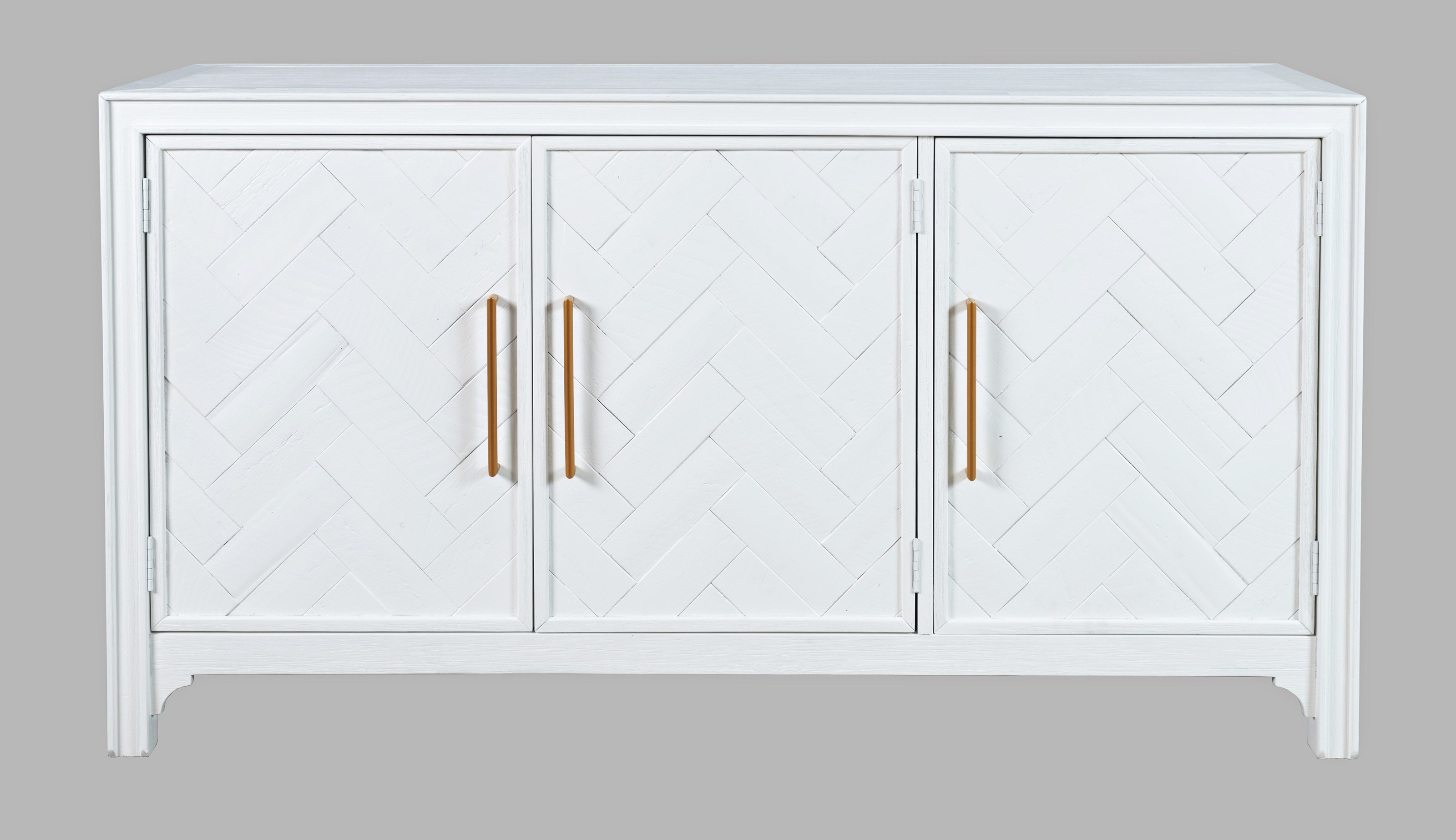 Gramercy 3 Door Accent Cabinet by Jofran at Jofran