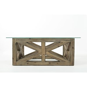 Jofran Hampton Road Rectangle Cocktail Table