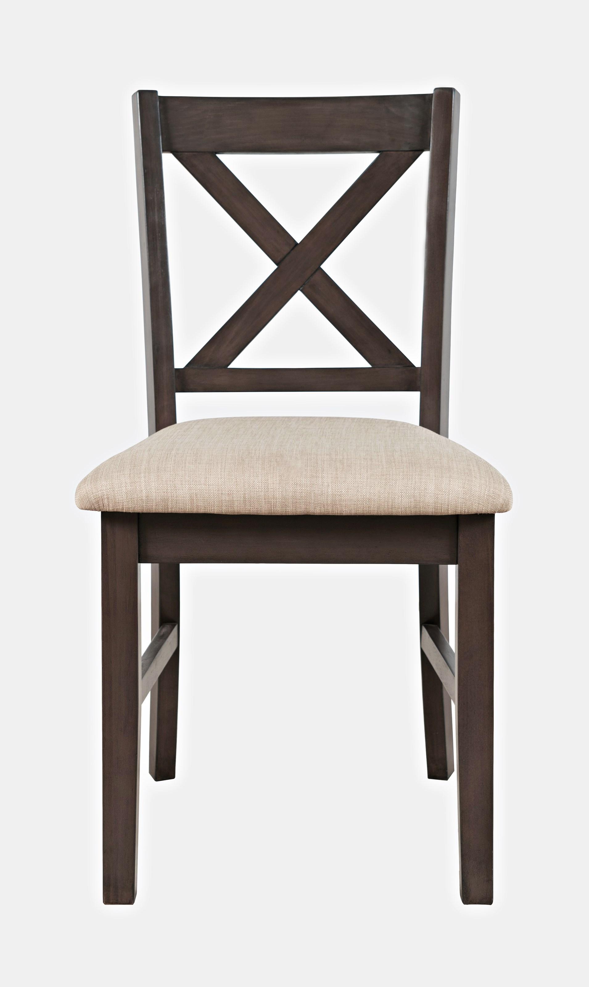 Hobbs Grey Desk Chair at Walker's Furniture