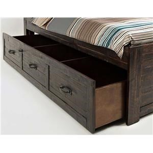 Trundle (for use with Twin Bed)
