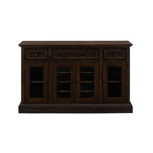 Jofran Grand Terrace Server with Four Doors and Drawers