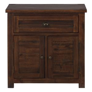 Jofran Urban Lodge Brown Accent Cabinet