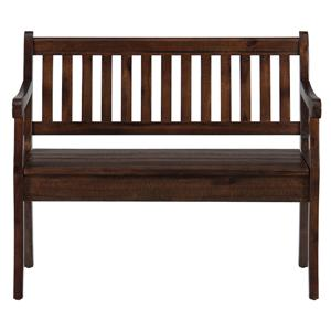 Jofran Urban Lodge Brown Storage Bench