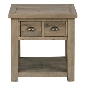 Jofran Slater Mill Pine End Table