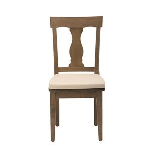 Splat Back Dining Side Chair