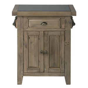 Jofran Slater Mill Pine Kitchen Island