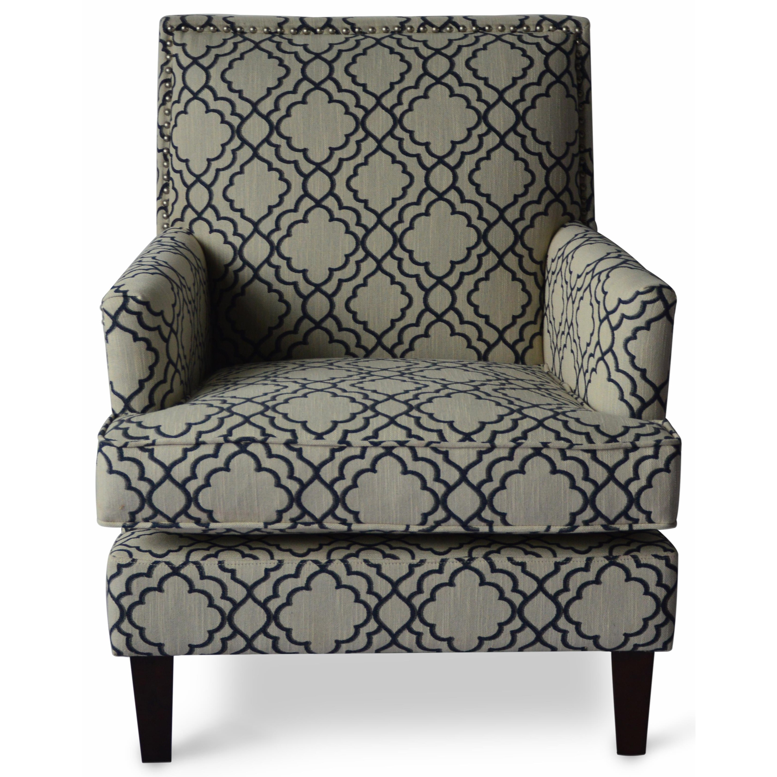 Accent Chairs Aubrey Chair at Walker's Furniture