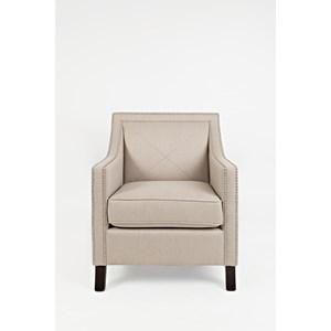 Jofran Easy Living Luca Club Chair