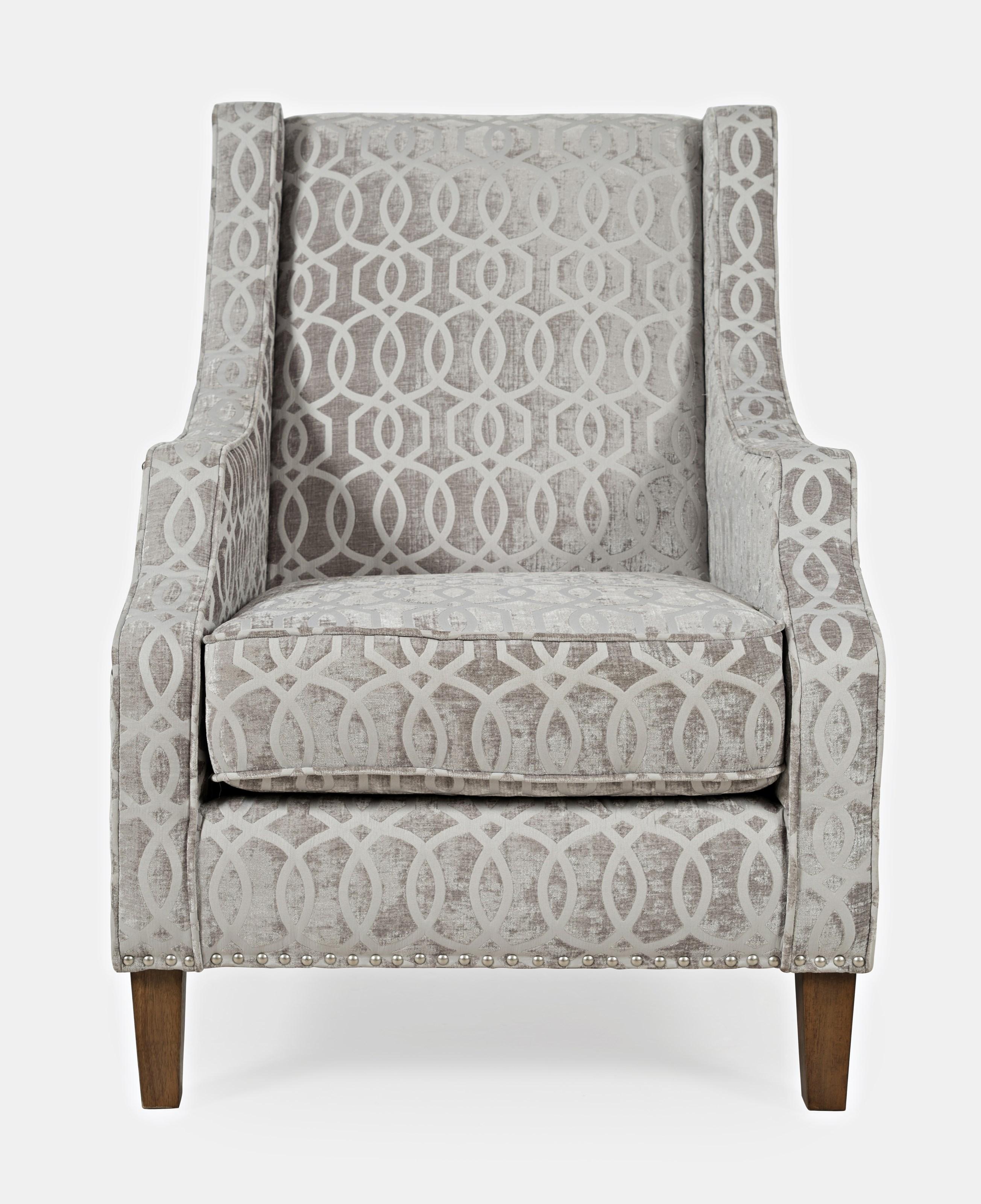 Accent Chairs Quinn Chair by Jofran at Jofran