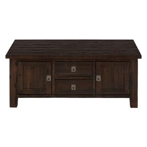 Jofran Kona Grove Rectangle Box Cocktail Table
