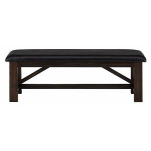 Jofran Kona Grove Upholstered Bench