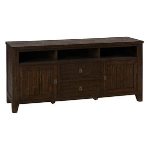 "Jofran Kona Grove 70"" Media Unit"