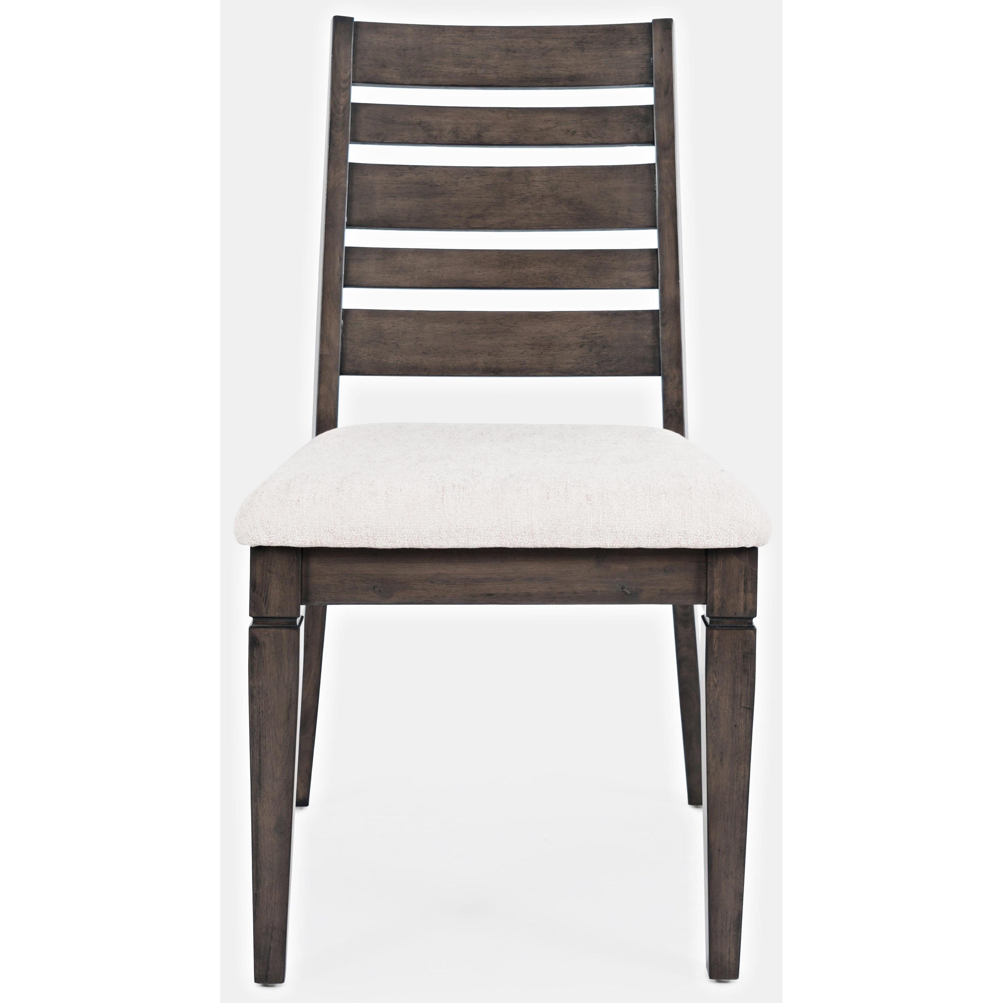 Lincoln Square Ladderback Chair by Jofran at Jofran