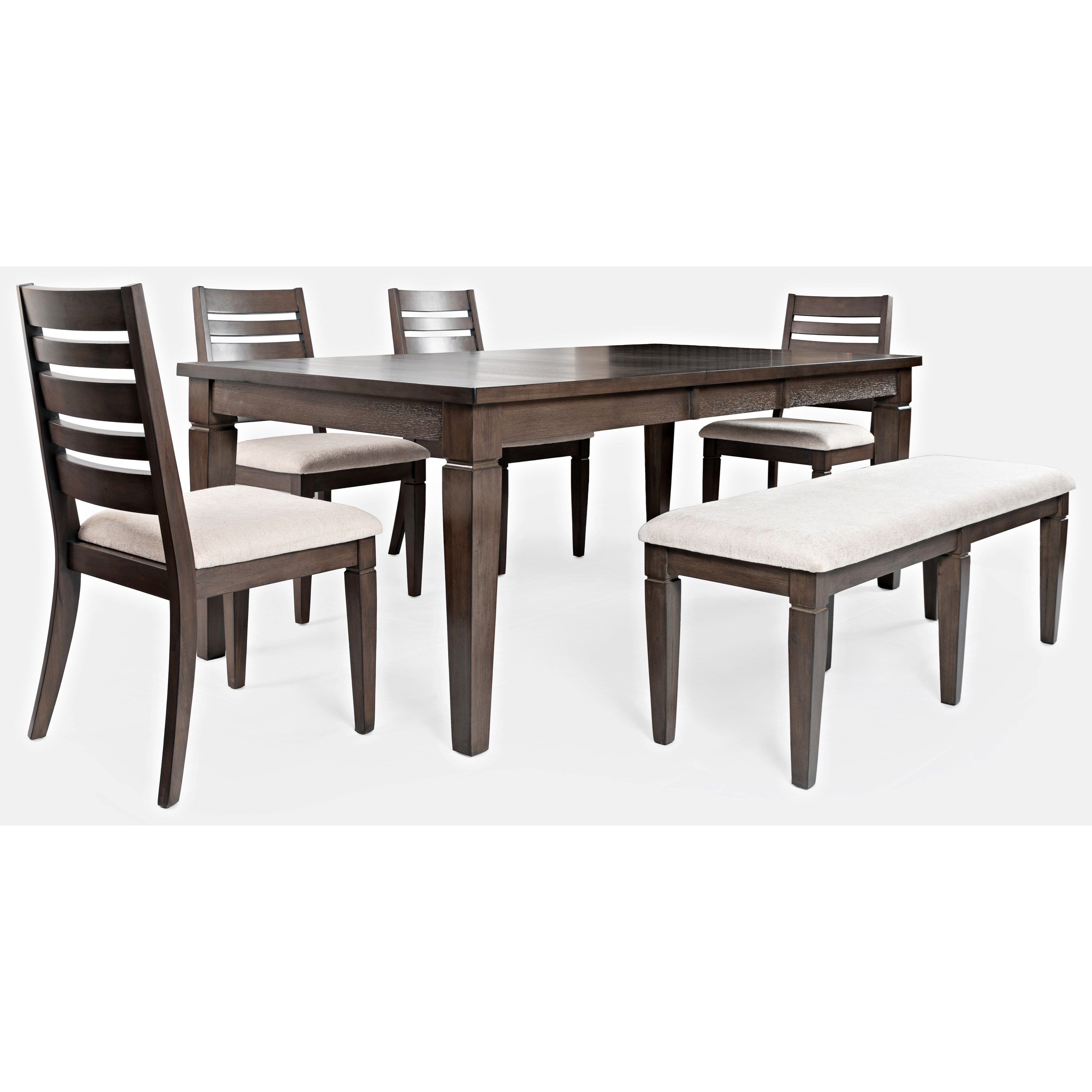 Park View 6PC Table & Chair Set w/ Bench at Rotmans