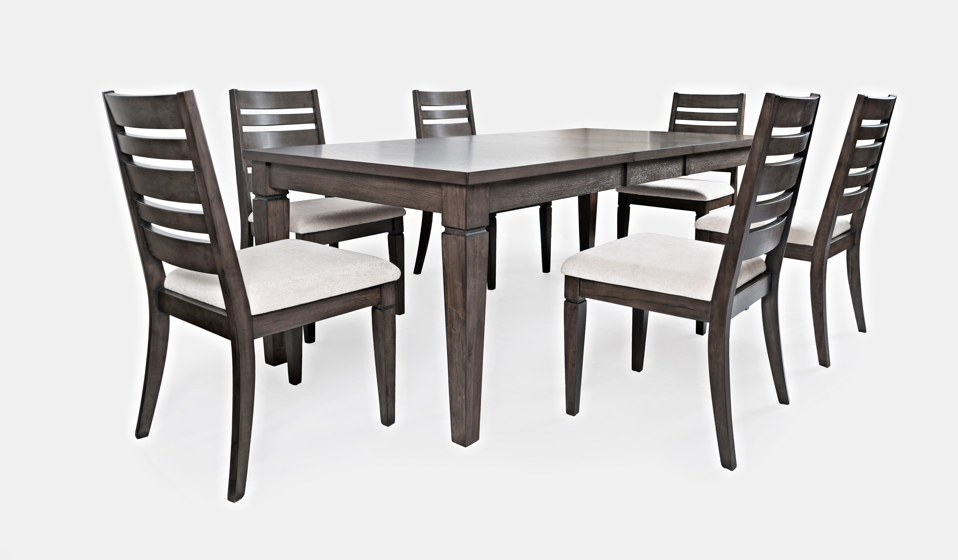 Lincoln Square 7-Piece Table and Chair Set by Jofran at Jofran