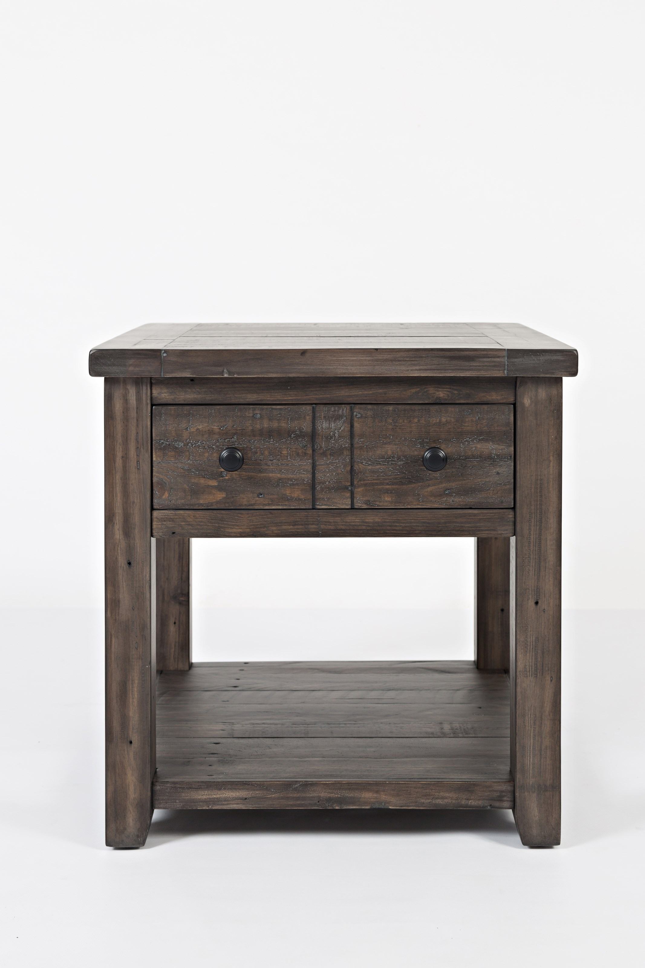 Madison County End Table by Jofran at Stoney Creek Furniture