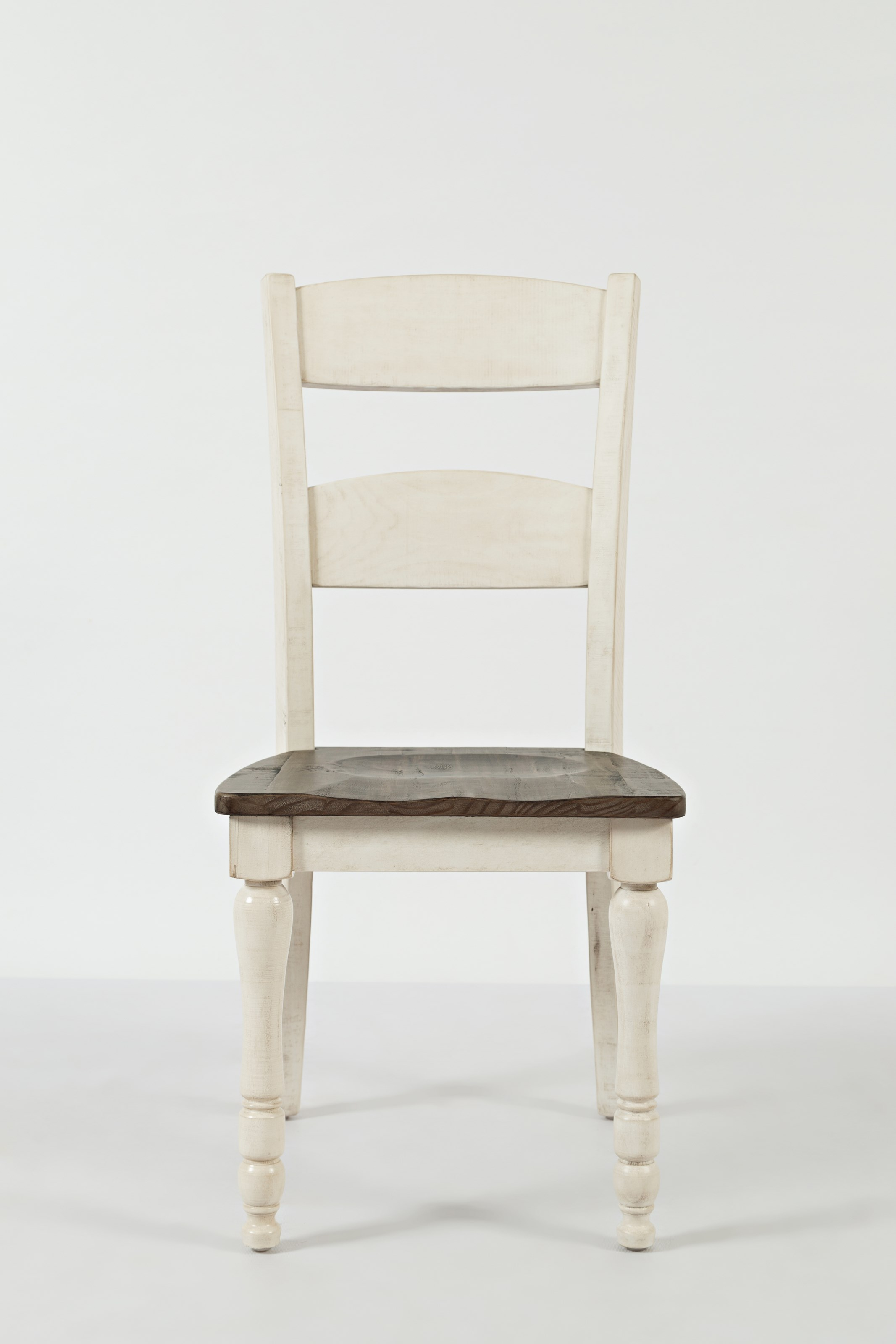 Canton White Dining Chair at Walker's Furniture