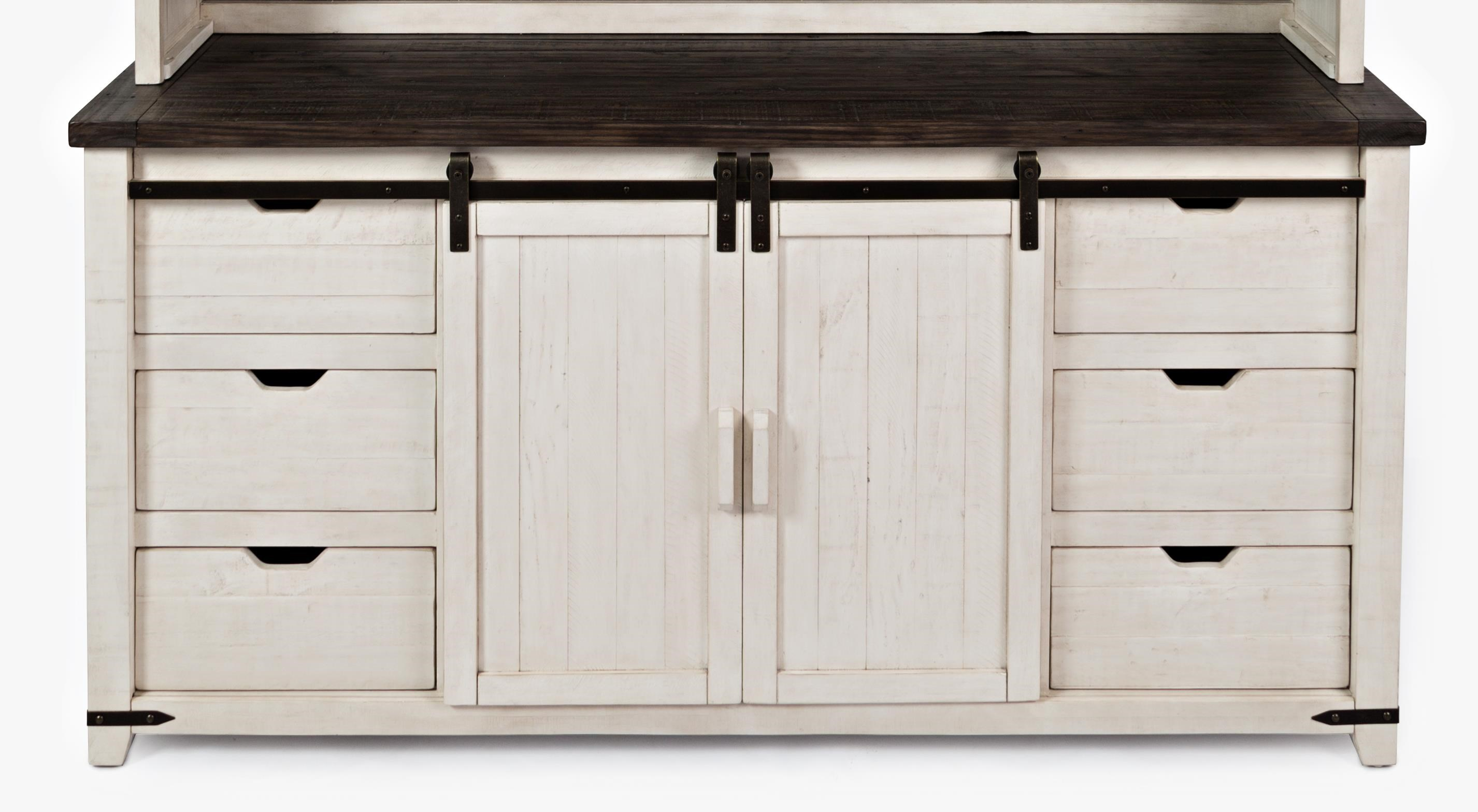 Madison County Server by Jofran at Darvin Furniture