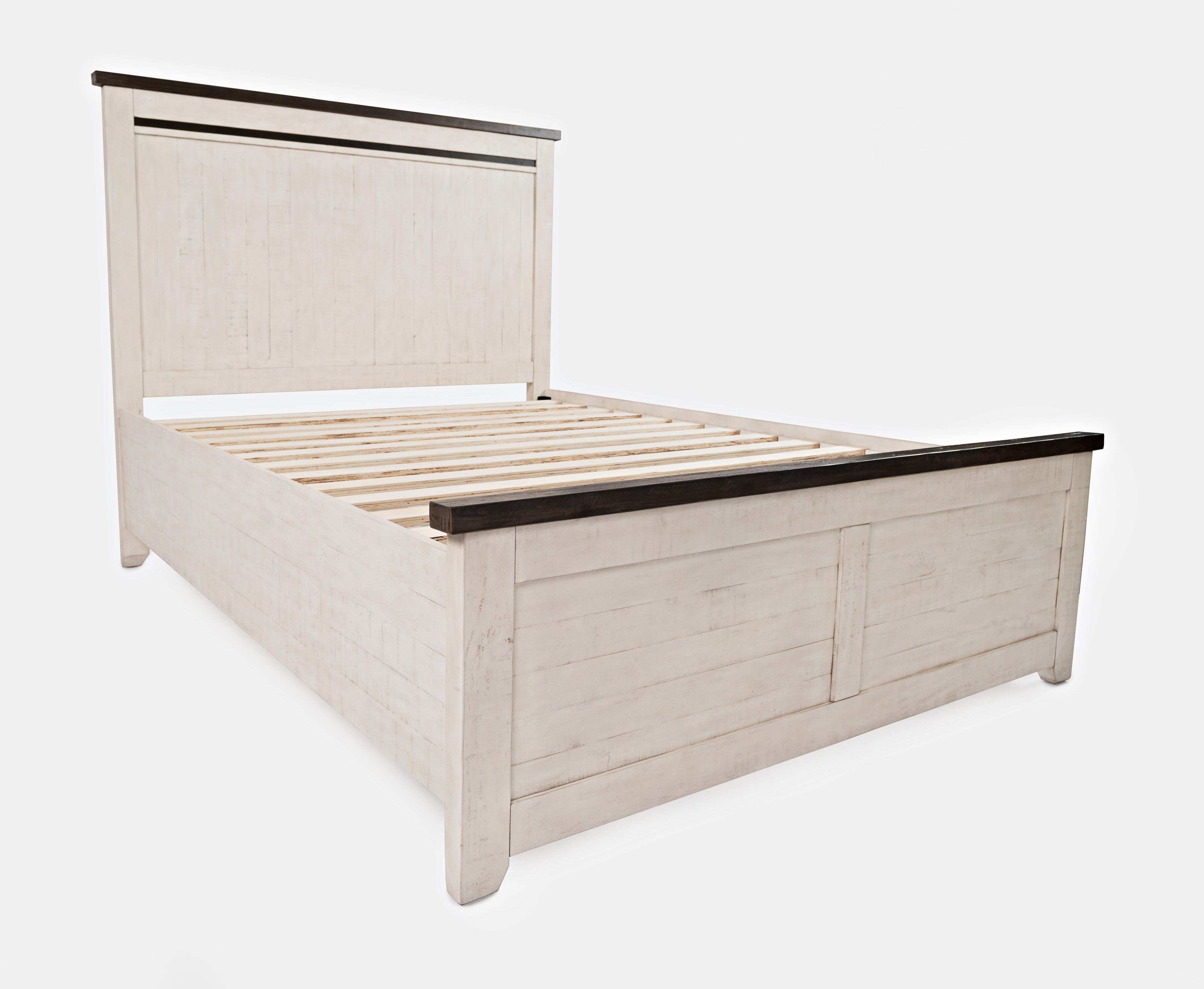 Madison County King Panel Bed by Jofran at Jofran