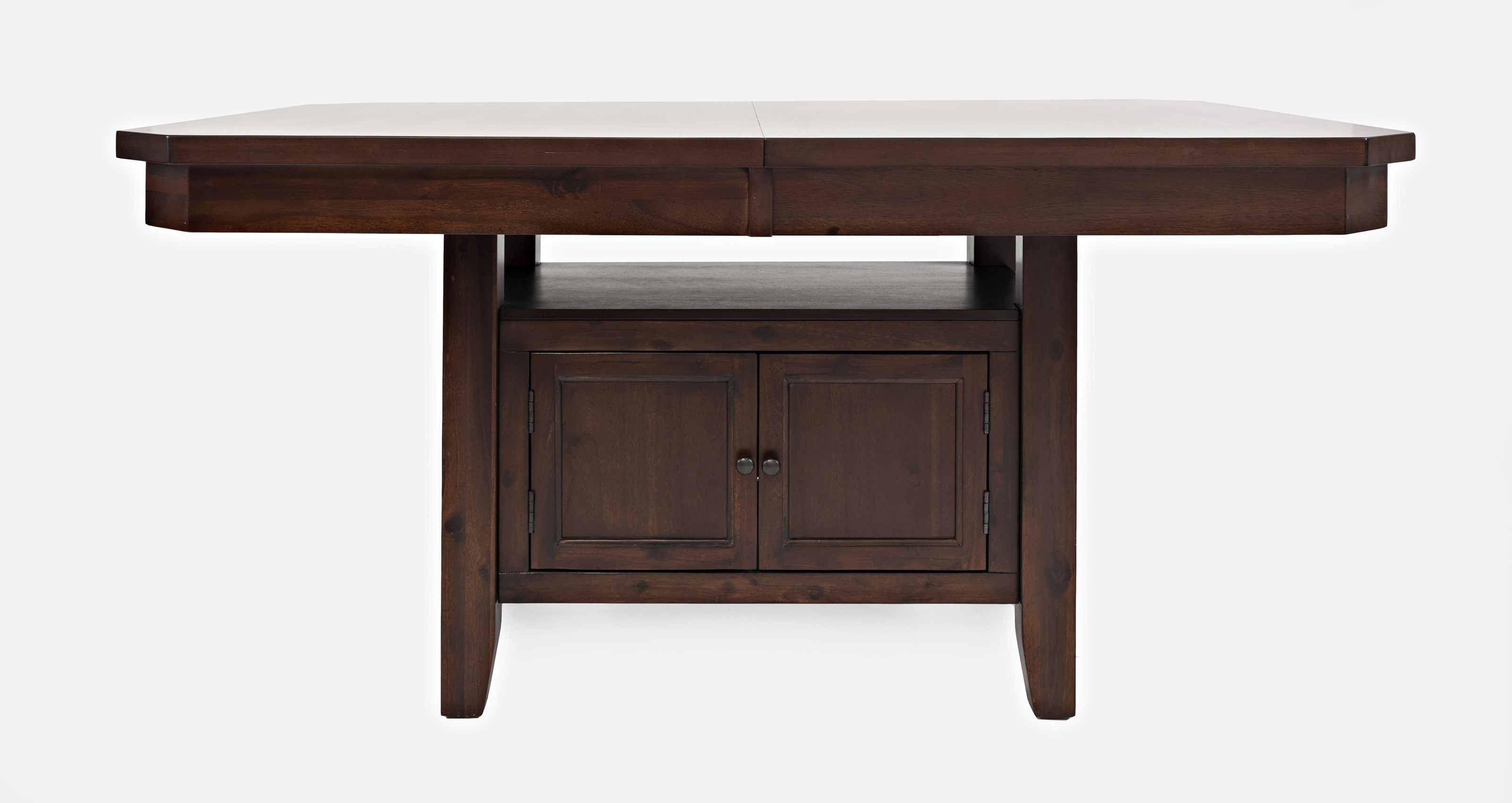 Manchester High/Low Rectangle Dining Table by Jofran at Beck's Furniture