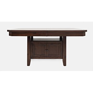 High/Low Rectangle Dining Table