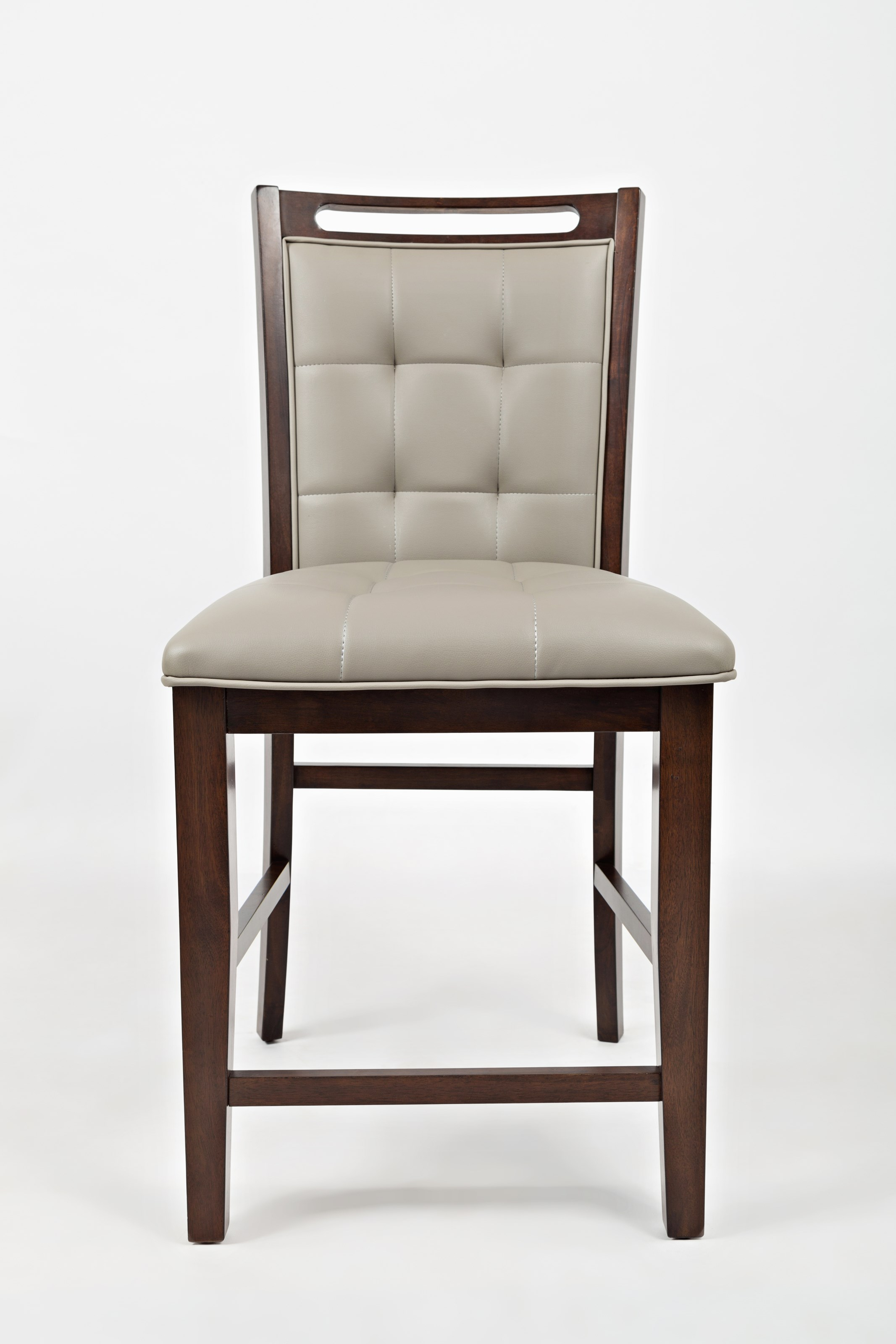 Manchester Upholstered Counter Stool by Jofran at Beck's Furniture