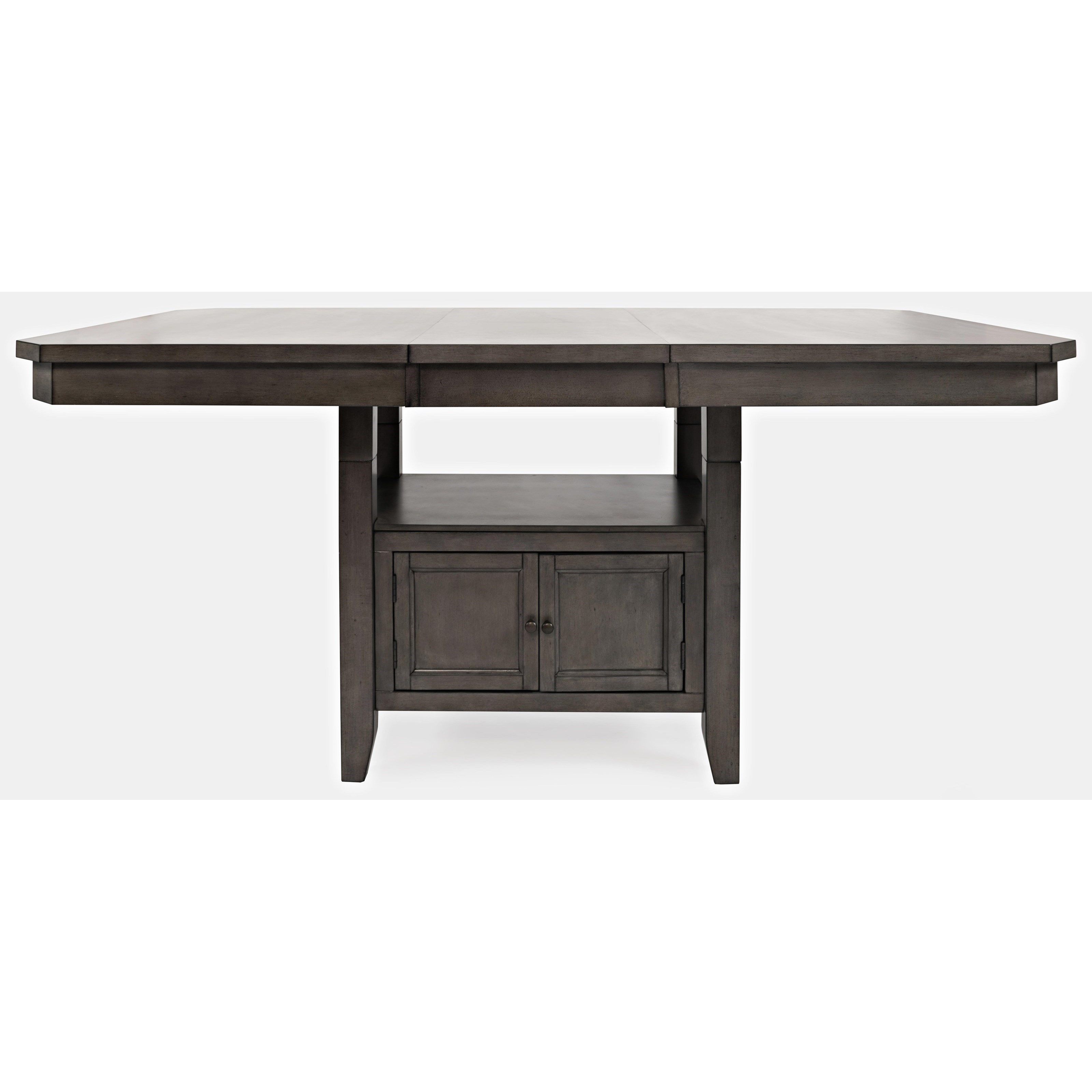 Manchester High/Low Rectangle Dining Table by Jofran at Jofran
