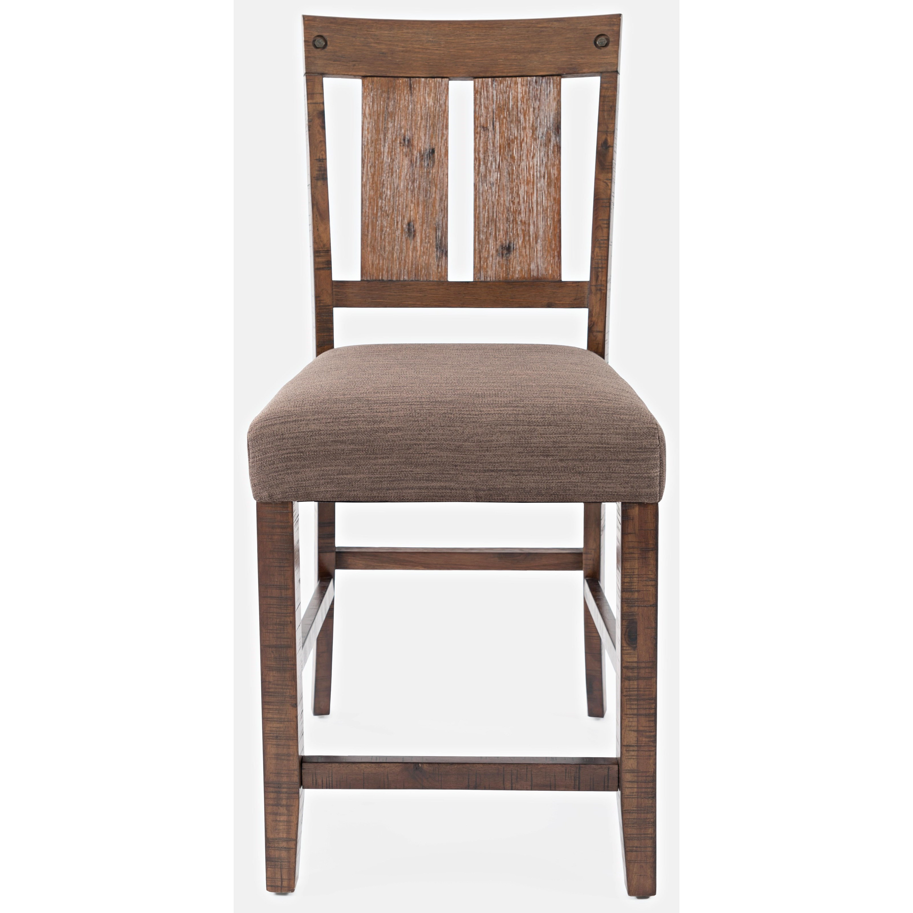 Mission Viejo Counter Stool by Jofran at Lapeer Furniture & Mattress Center