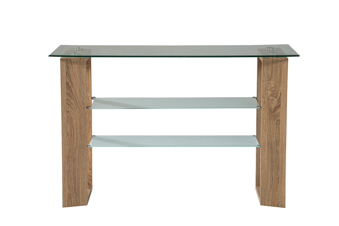 Modena Console Table by Jofran at Gill Brothers Furniture