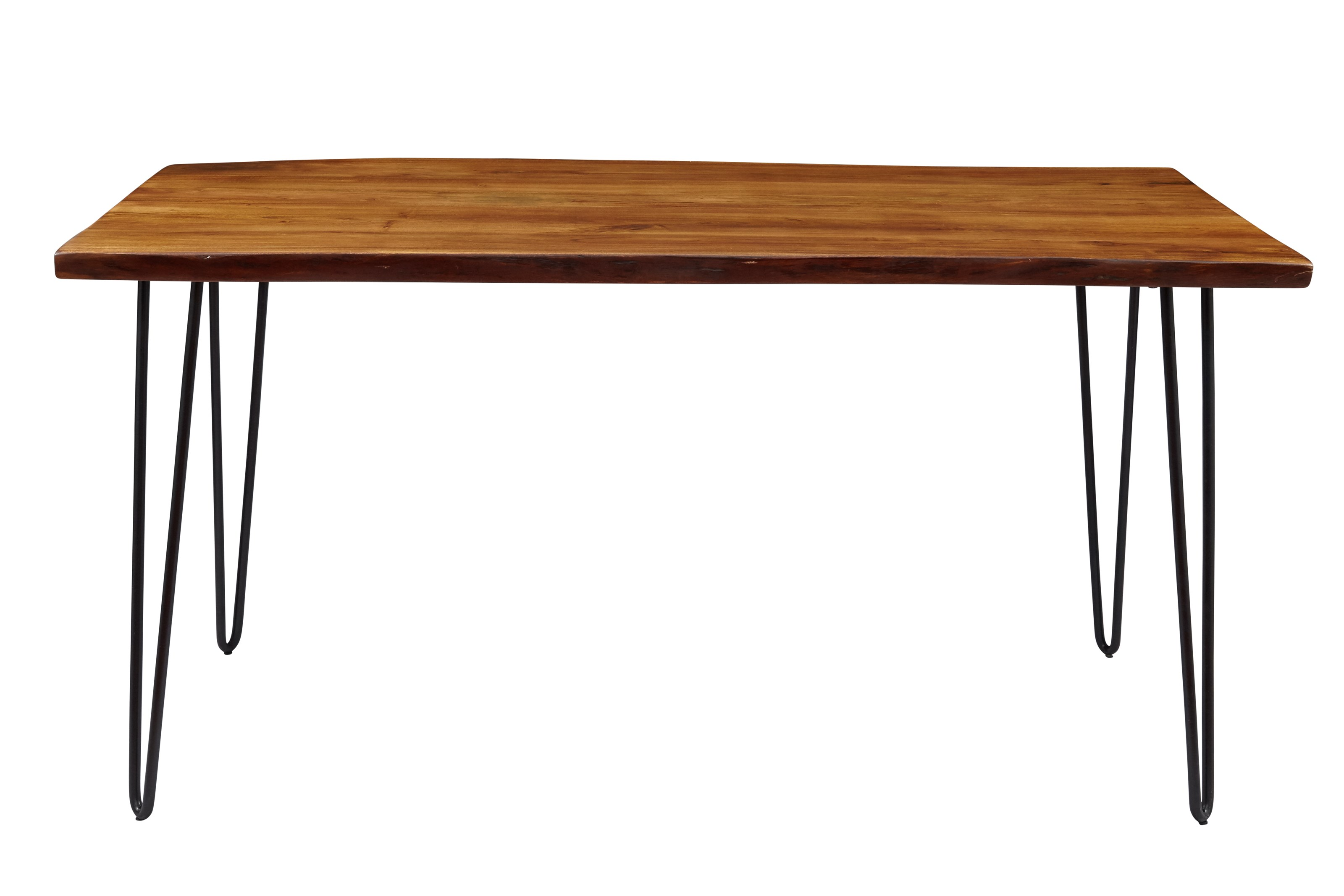 """Nature's Edge 60"""" Dining Table by Jofran at HomeWorld Furniture"""