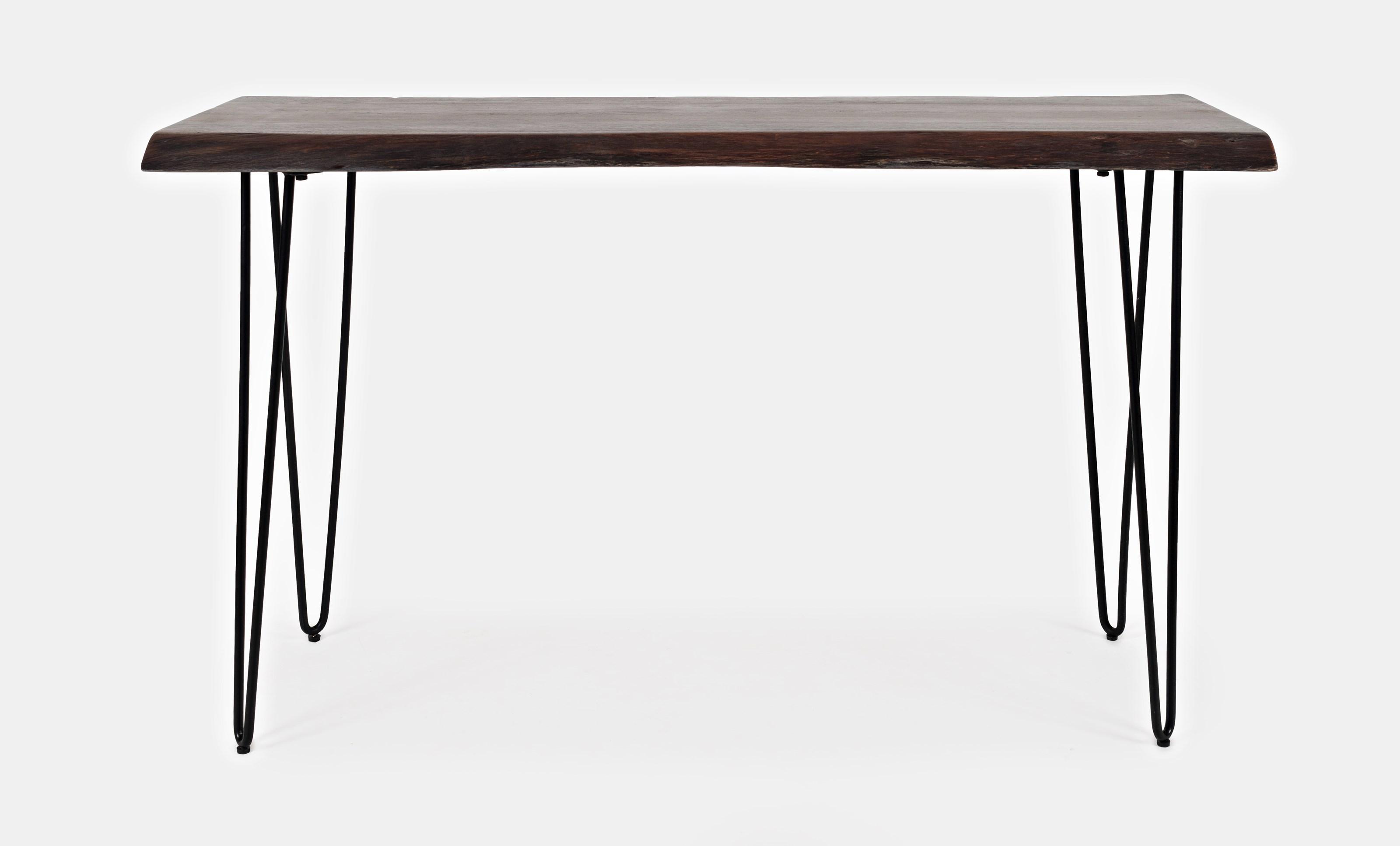 Live Edge Sofa Table at Walker's Furniture