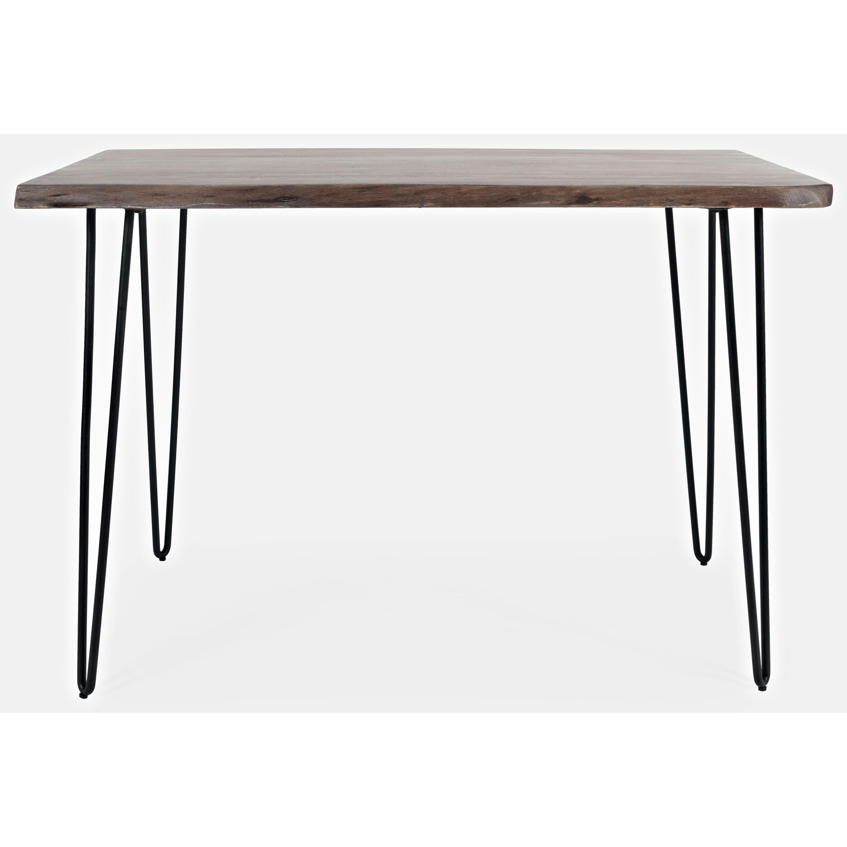 """Nature's Edge Live Edge Counter Height Table 52"""" by Jofran at Jofran"""