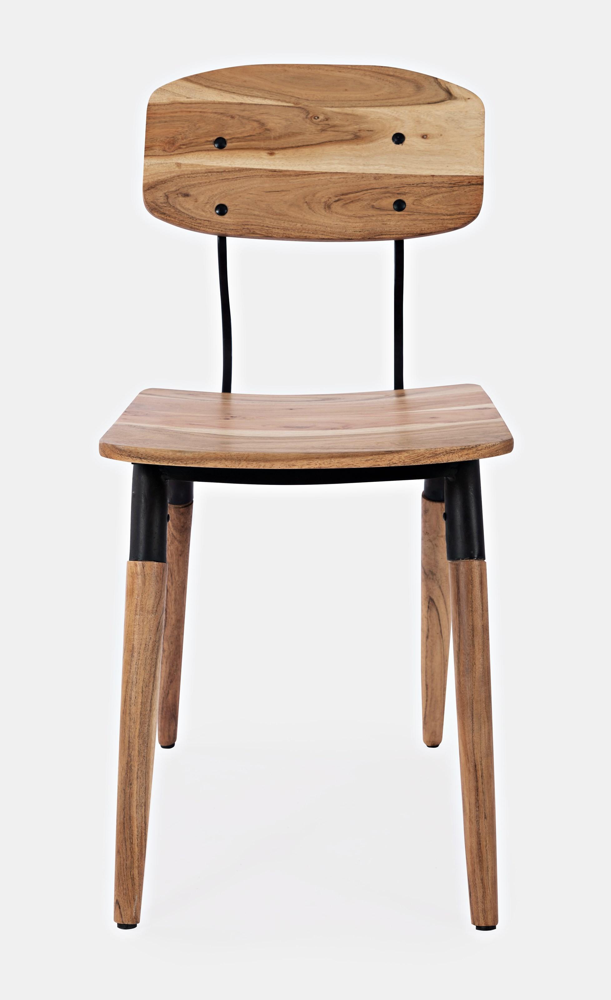 Nature's Edge Dining Chair by Jofran at Jofran