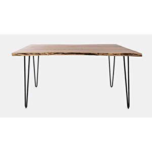 """Live Edge 60"""" Dining Table"""