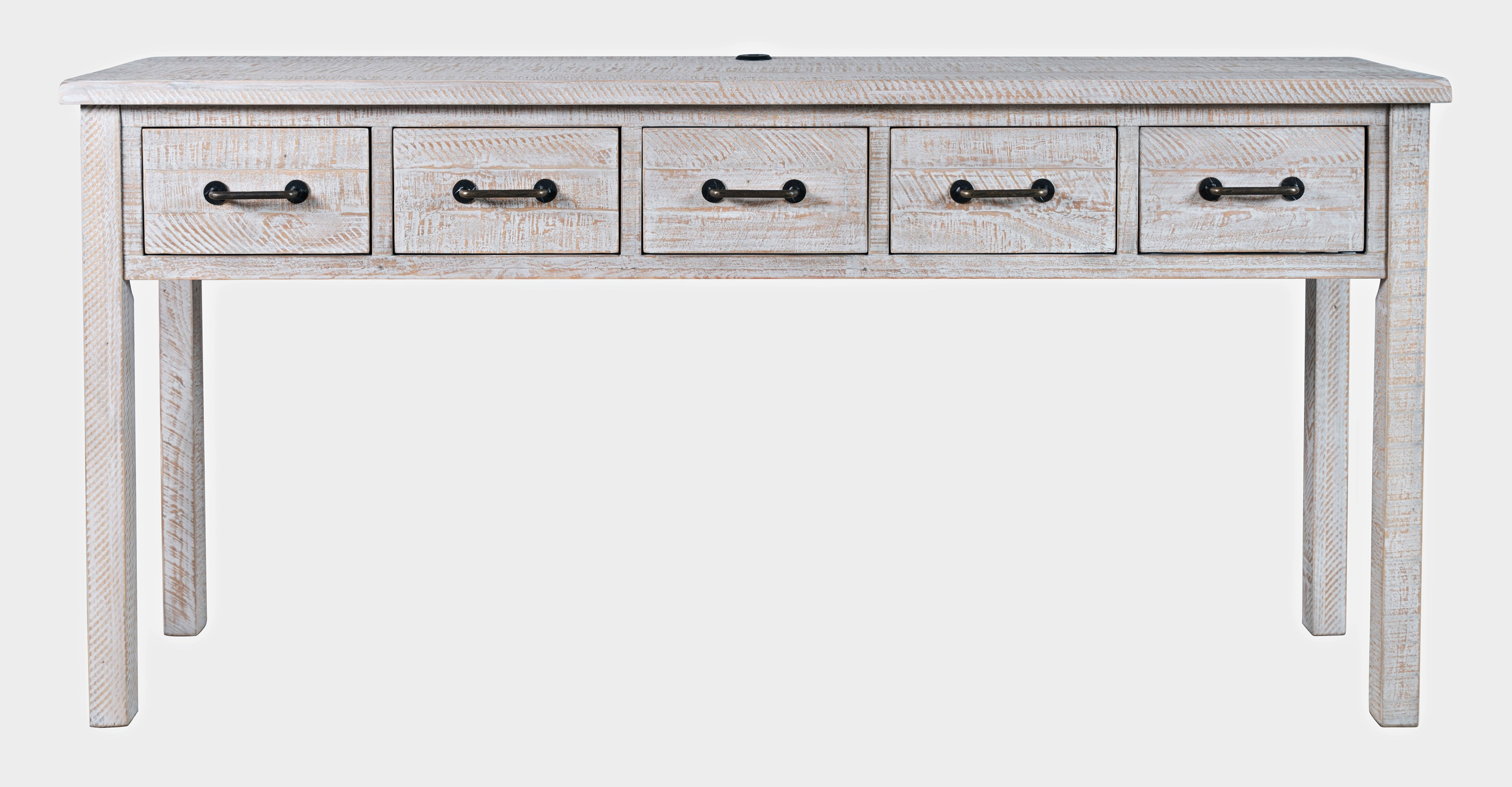 North Coast Large Accent Console by Jo Furniture Co. at Ruby Gordon Home