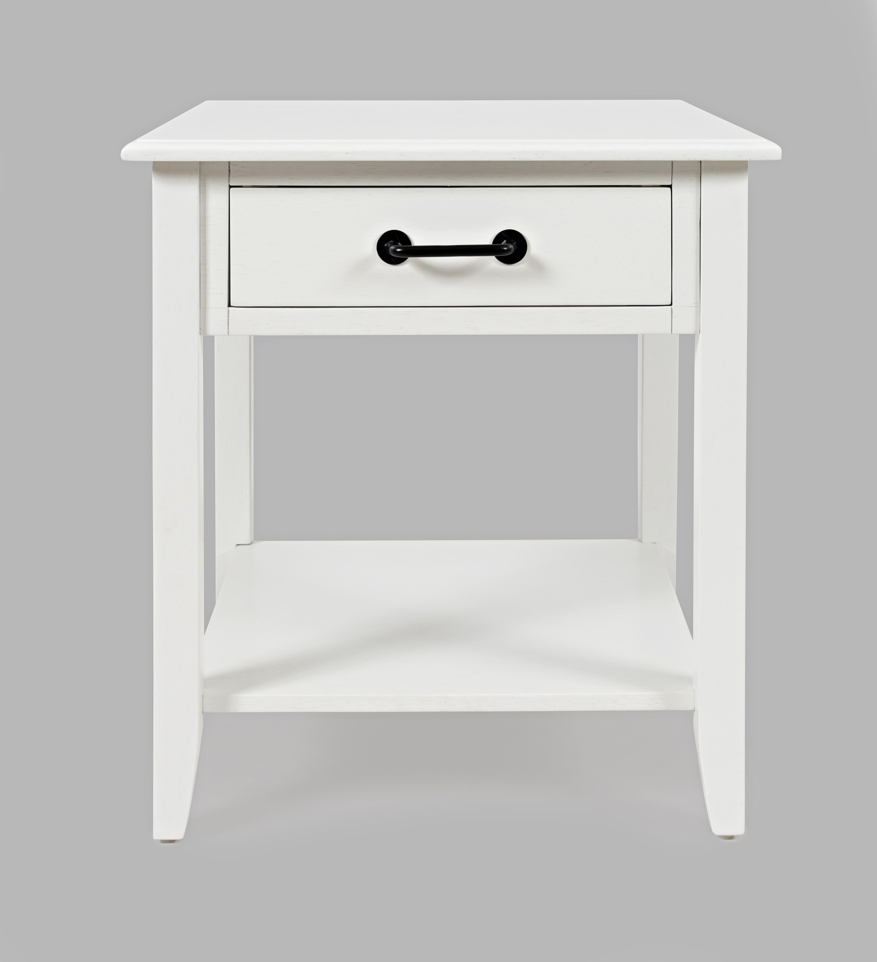 North Fork End Table with Drawer by Jofran at Furniture and ApplianceMart