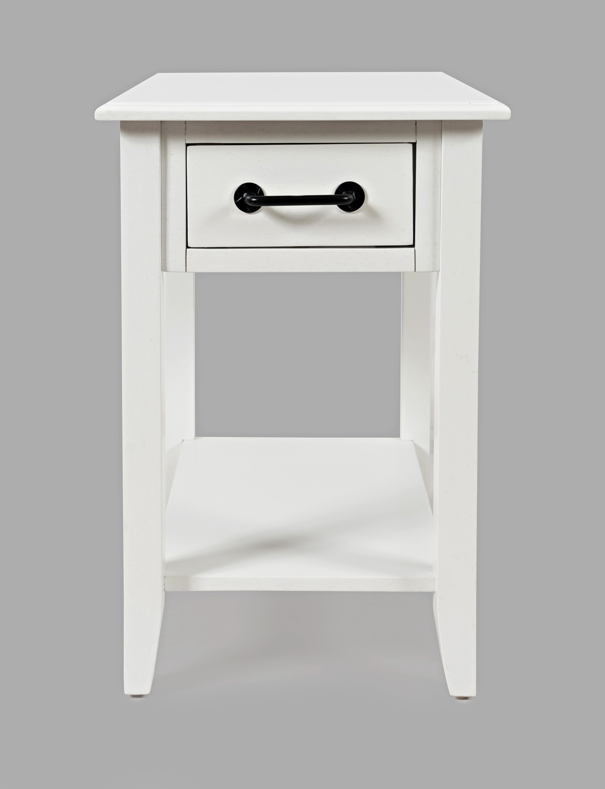 North Fork Chair Side Table by Jofran at Rife's Home Furniture